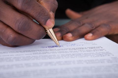 Arbeitsvertrag Unterschreiben Employland Blog