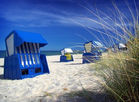 Femilienfreundlich Strand