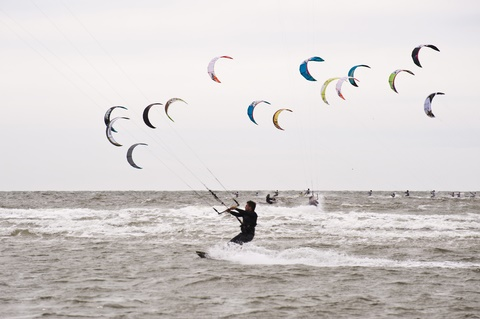 kitesurf world cup nordsee