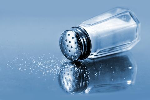 Unglück Aberglaube Salz