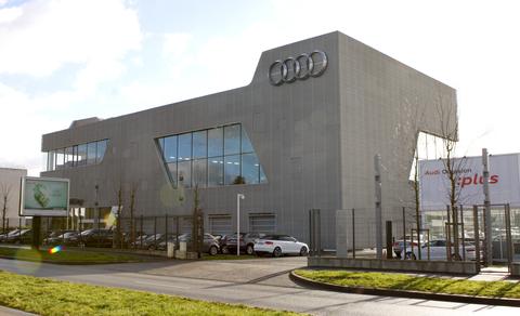 Heimat des Autobauers Audi auf Platz zwei