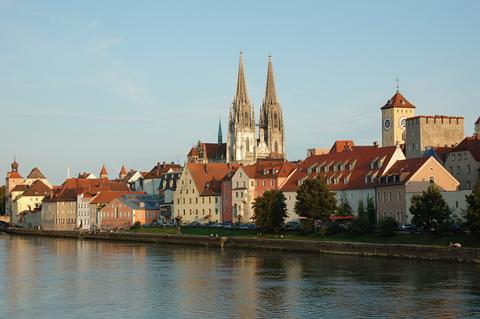 Beliebt bei Ingenieuren: Regensburg