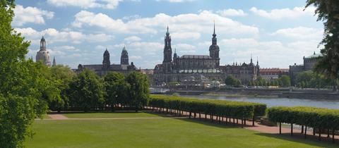 Wohnungsmarkt attraktiv in Dresden