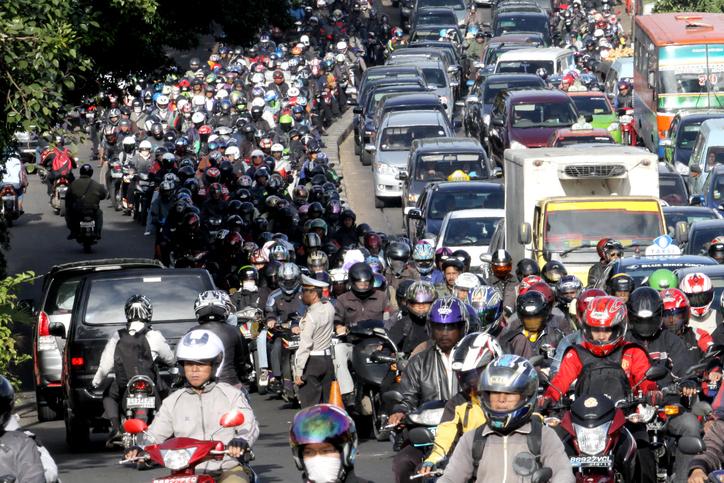 PPI Jerman Jakarta Verkehr