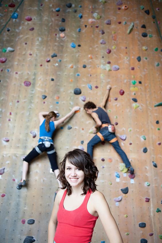 Trendsport Klettern: 250 Kletterhallen gibt es in Deutschland