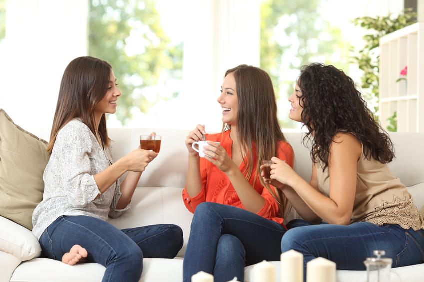 Tee trinken wird in Ostfriesland zelebriert