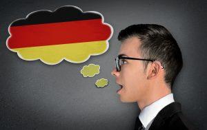 German language skills